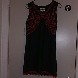 Skies are blue dress size xs